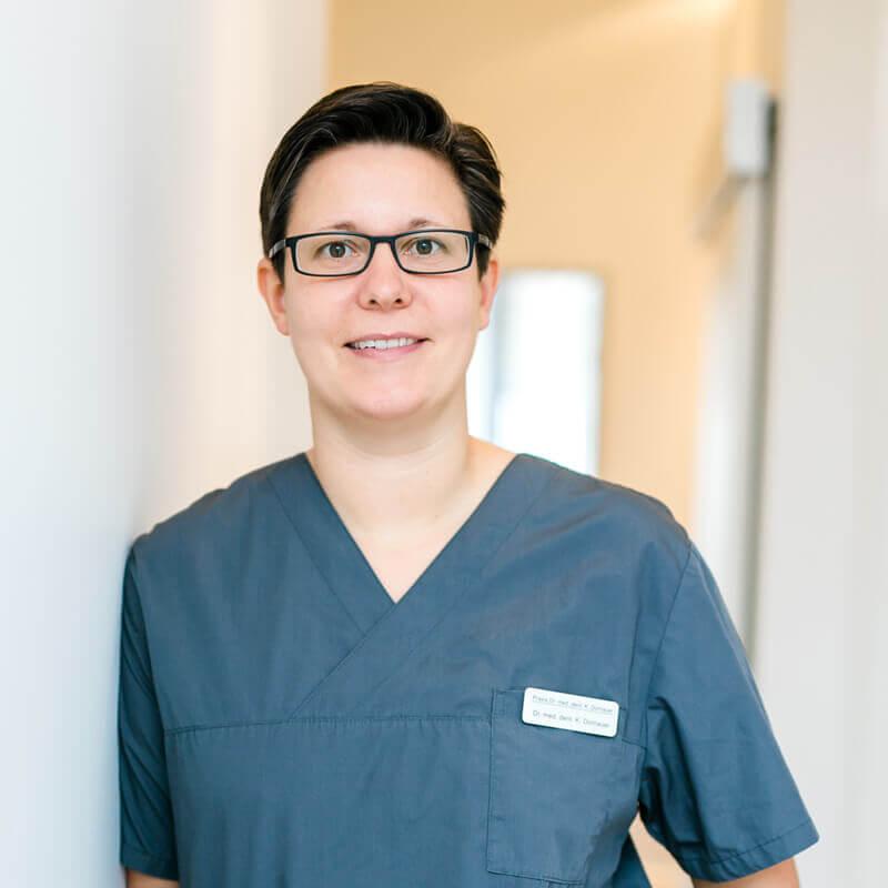 Dr. med. dent. Kerstin Dornauer